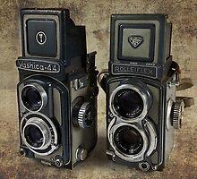 Twin Lense Quality by Keith G. Hawley