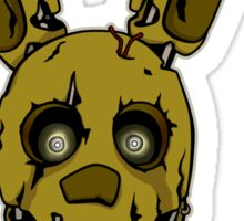Five Nights at Freddy's Springtrap - I Remain Sticker