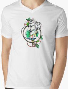 Davey Jones locker Mens V-Neck T-Shirt