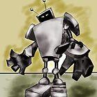 Robot by MMcAllister
