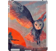 Owl Hunt iPad Case/Skin