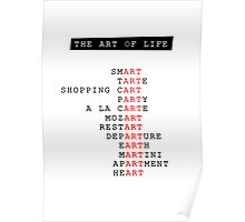 The Art of Life Poster