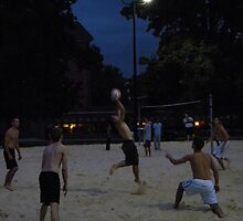 Volley Two by ImmorlandRose