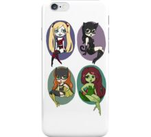 Gotham Girls iPhone Case/Skin