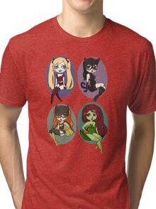 Gotham Girls Tri-blend T-Shirt