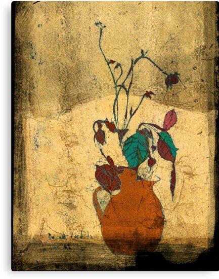 bouquet sordide fresco  by frederic levy-hadida