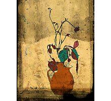 bouquet sordide fresco  Photographic Print