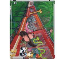 Animal Jungle Train iPad Case/Skin