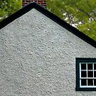Wall with window..... by DaveHrusecky