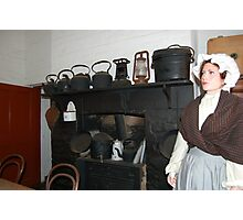 Albany Convict Gaol Museum Photographic Print
