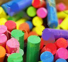 Box Full Of Rainbows by Amanda McConnell