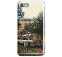 Guinea Family Portrait iPhone Case/Skin