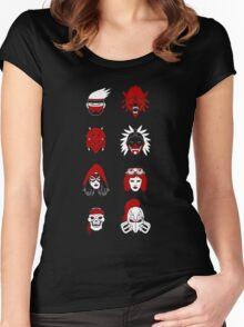 Murder Intent Season One Women's Fitted Scoop T-Shirt