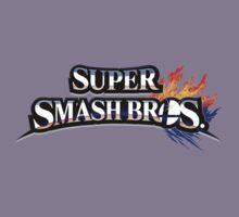 Super Smash Bros Kids Clothes