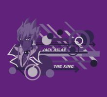 The King - Jack Atlas  by AquaMoon