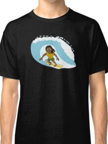 Surfer cartoon Classic T-Shirt