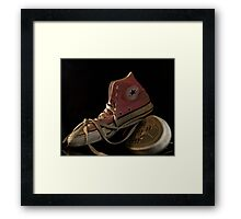 Are You An All Star ? Framed Print