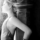monochrome sunlight  by JenniferElysse