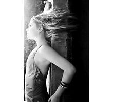 monochrome sunlight  Photographic Print