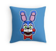 Five Nights at Freddy's - FNAF - Toy Bonnie  Throw Pillow