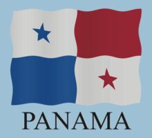Panamanian flag by stuwdamdorp