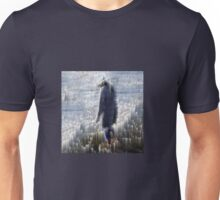 Gulliver in Abstract Universe Unisex T-Shirt