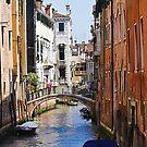 The streets of Venezia by martinilogic
