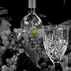 One Green Grape by mikebov