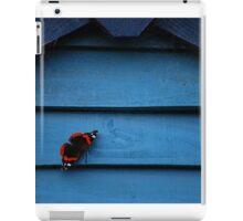 Butterfly & Blue iPad Case/Skin