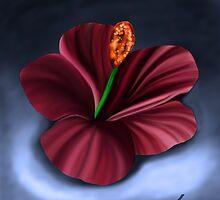 Best Fantasy Flower 3 by Annalisa Amato