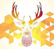 Autumn Deer by artetbe