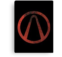 Borderlands - Symbol Canvas Print