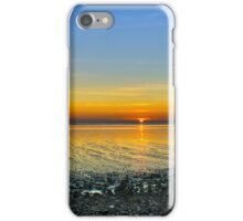 Sunrise - hdr iPhone Case/Skin