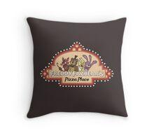 Five Nights at Freddy's Freddy Fazbear's Logo Throw Pillow