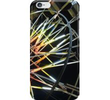 Evening Ferris Wheel iPhone Case/Skin