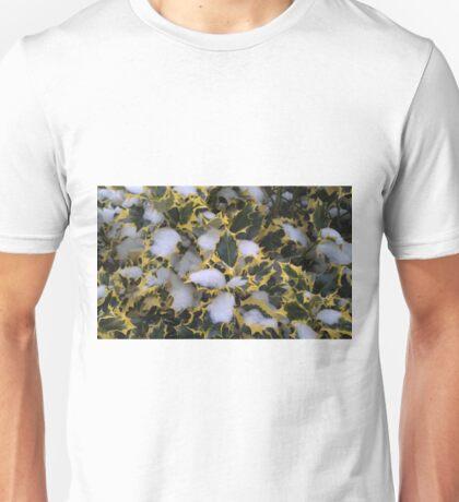 Winter Holly Unisex T-Shirt