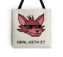 Five Nights at Freddy's Foxy - Deal With It Tote Bag