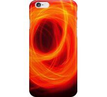 Orange Overlap iPhone Case/Skin