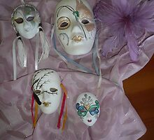 A Collection of Face Masks. by Mywildscapepics