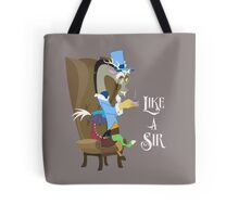 My Little Pony Discord - Like a Sir Tote Bag