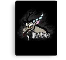 My Little Pony Discord - Chaos Reigns Canvas Print