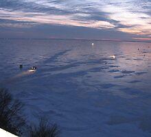 Lake Winnie by Dave Wildner
