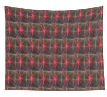 Acrylic abstract cell painting Wall Tapestry