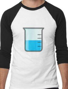 Beaker Science Men's Baseball ¾ T-Shirt
