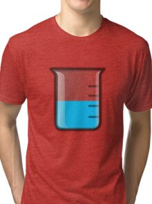 Beaker Science Tri-blend T-Shirt