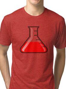 Flask Science Tri-blend T-Shirt