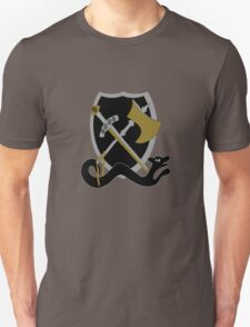 Shield bash design T-Shirt