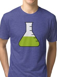 Flask Science Tri-blend T-Shirt