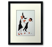 Love III Framed Print