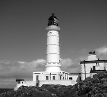Corsewall Lighthouse by djhopkins